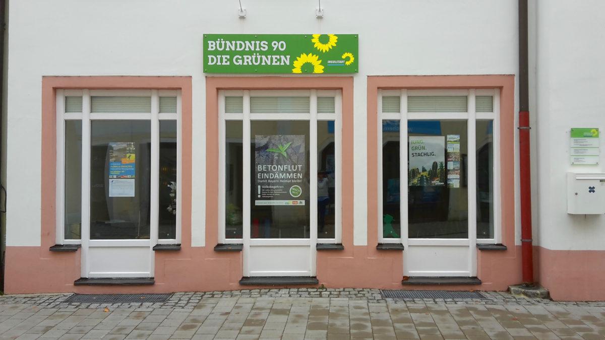Unsere Gechäftsstelle in der Taschenturmstraße
